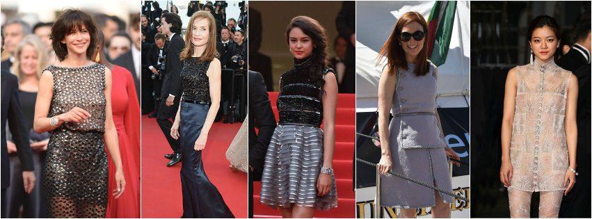 Chanel Festival Cannes 2015 Esprit de Gabrielle