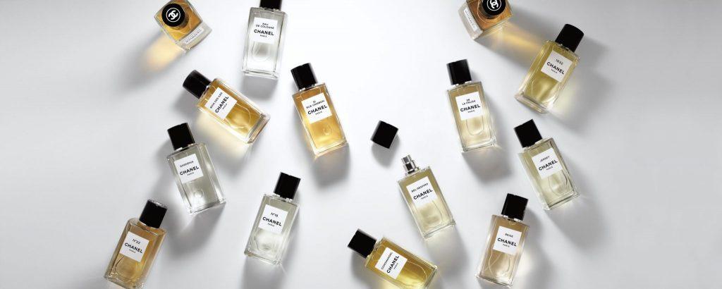 Chanel Parfums Les Exclusifs Esprit de Gabrielle espritdegabrielle.com