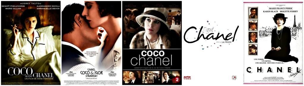 Films Coco Chanel Esprit de Gabrielle