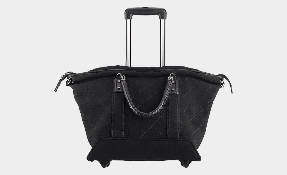 Chanel sac trolley 48h