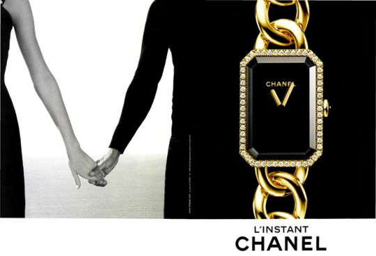 Campagne Instant Chanel