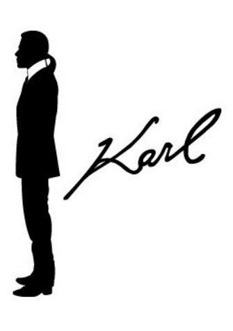 Karl Lagerfeld Chanel Esprit de Gabrielle espritdegabrielle.com