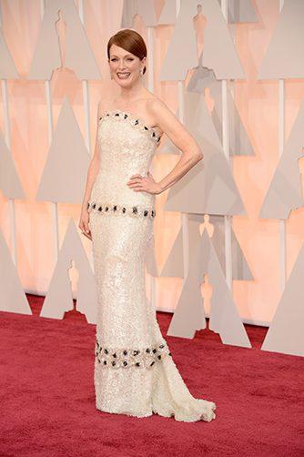 Chanel Julianne Moore Oscars 2015 Esprit de Gabrielle