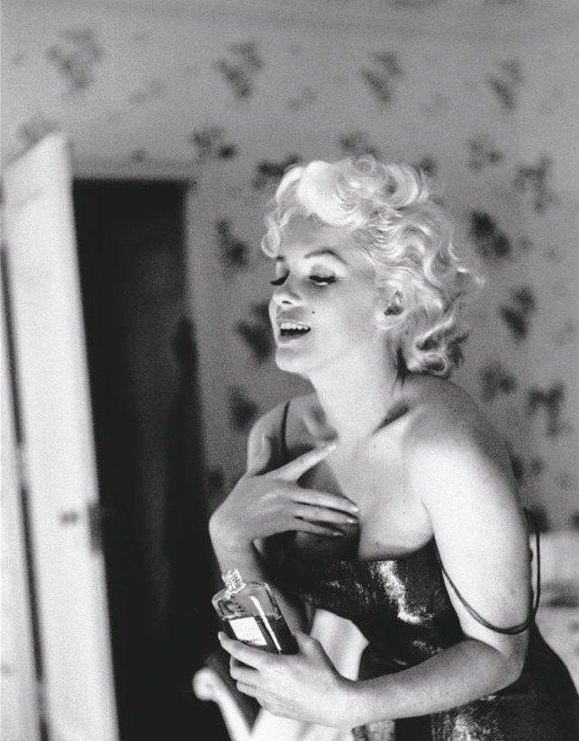 Chanel N°5 Marilyn Monroe Esprit de Gabrielle