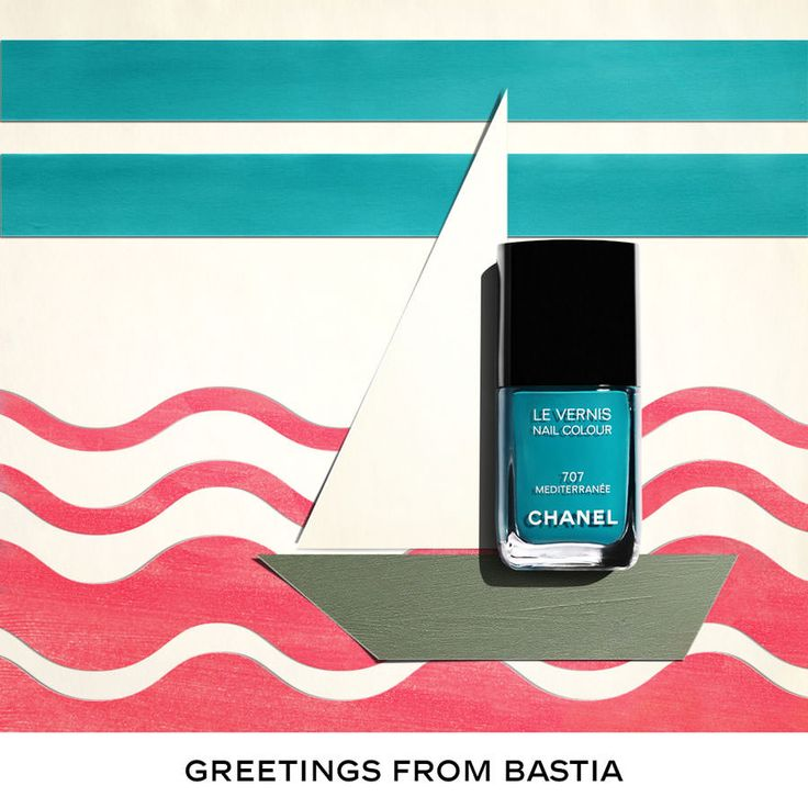 CHANEL Méditerranée 2015 Greetings from Esprit de Gabrielle