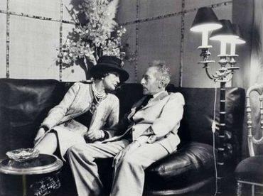 Jean Cocteau - Coco Chanel Esprit de Gabrielle