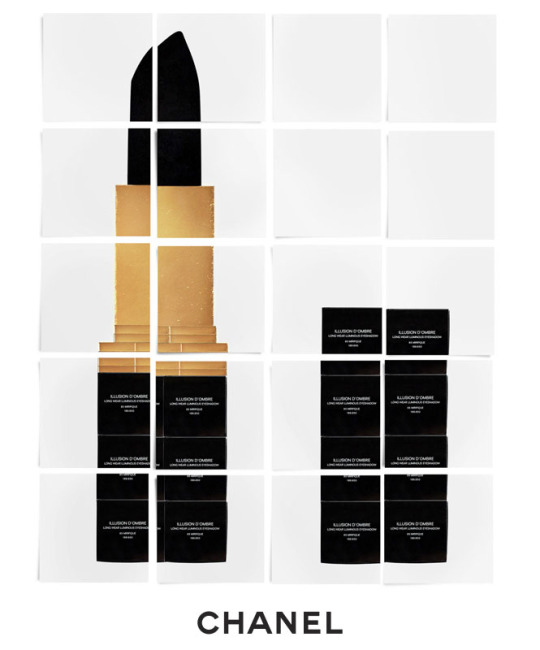 Chanel maquillage le Rouge à lèvres en black boxes Make up Esprit de Gabrielle espritdegabrielle.com