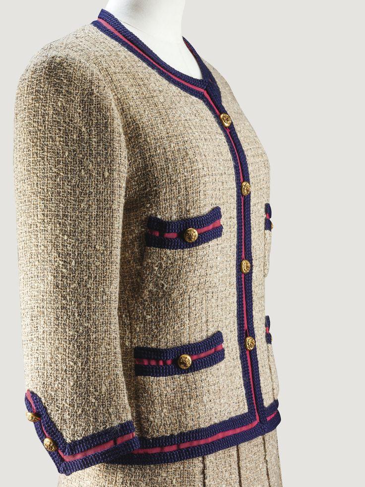 Tailleur Chanel haute couture 1960 L'Esprit de Gabrielle