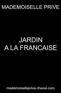MP Jardin à la française