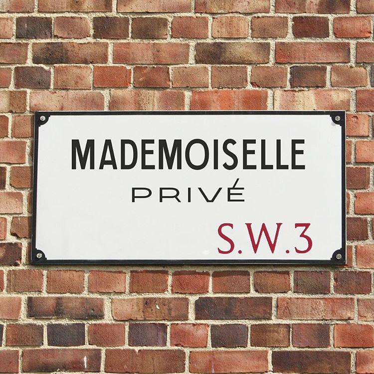 Exposition Chanel Mademoiselle Privé à Londres Esprit de Gabrielle espritdegabrielle.com