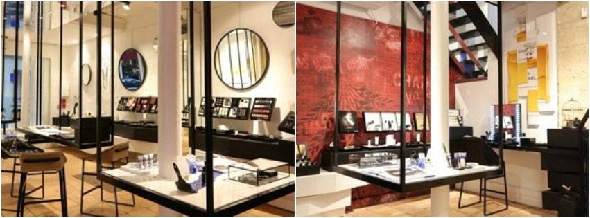 tous les soins pour la peau de la maison chanel. Black Bedroom Furniture Sets. Home Design Ideas