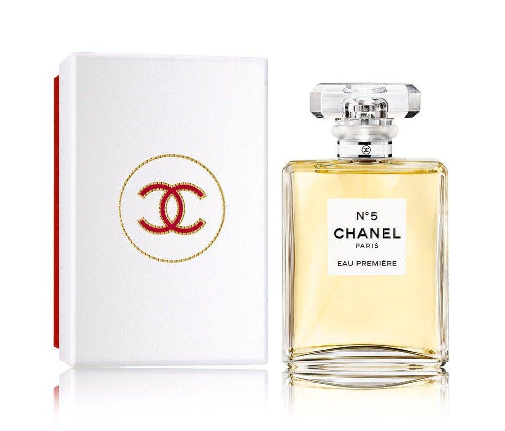 Chanel N°5 eau premiere vapo 50ml écrin de fête