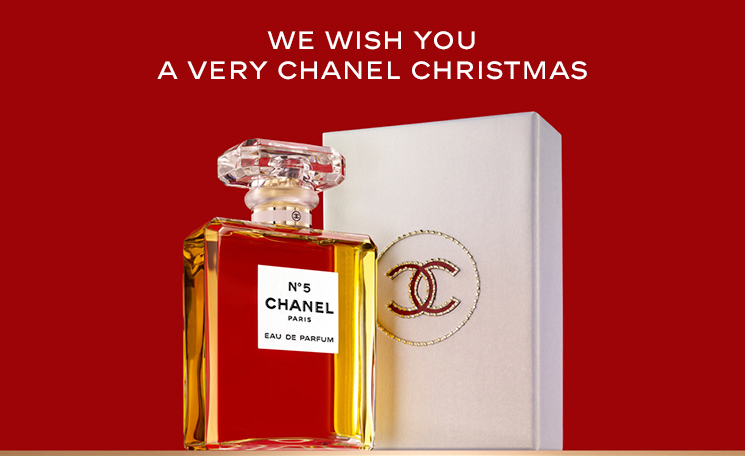 Chanel wish you Christmas 2015 Esprit de Gabrielle espritdegabrielle.com