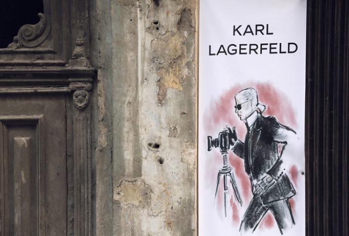 Actualit de la maison chanel - Linge de maison karl lagerfeld ...