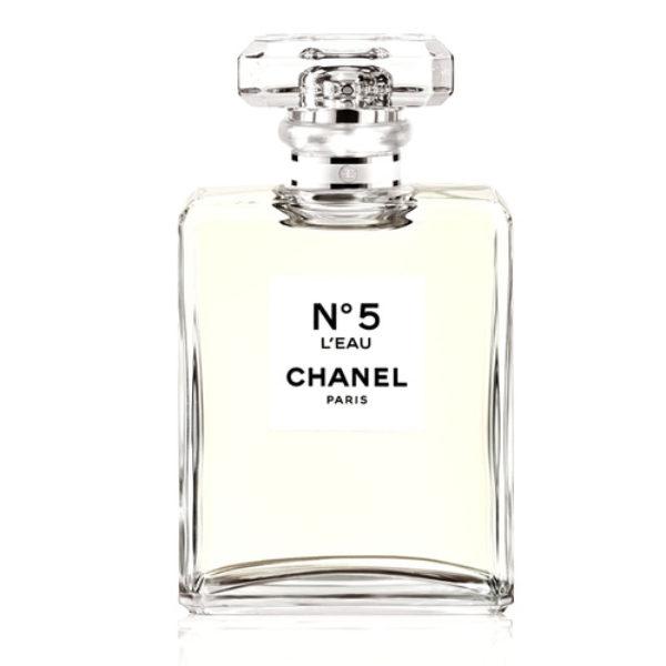Chanel N°5 L'Eau : atmosphère olfactive