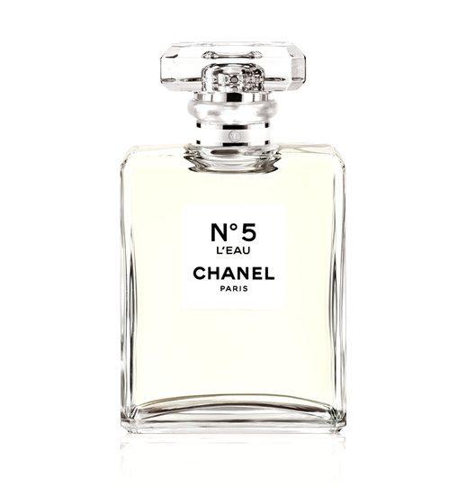 Chanel parfum N°5 L'Eau Esprit de Gabrielle espritdegabrielle.com