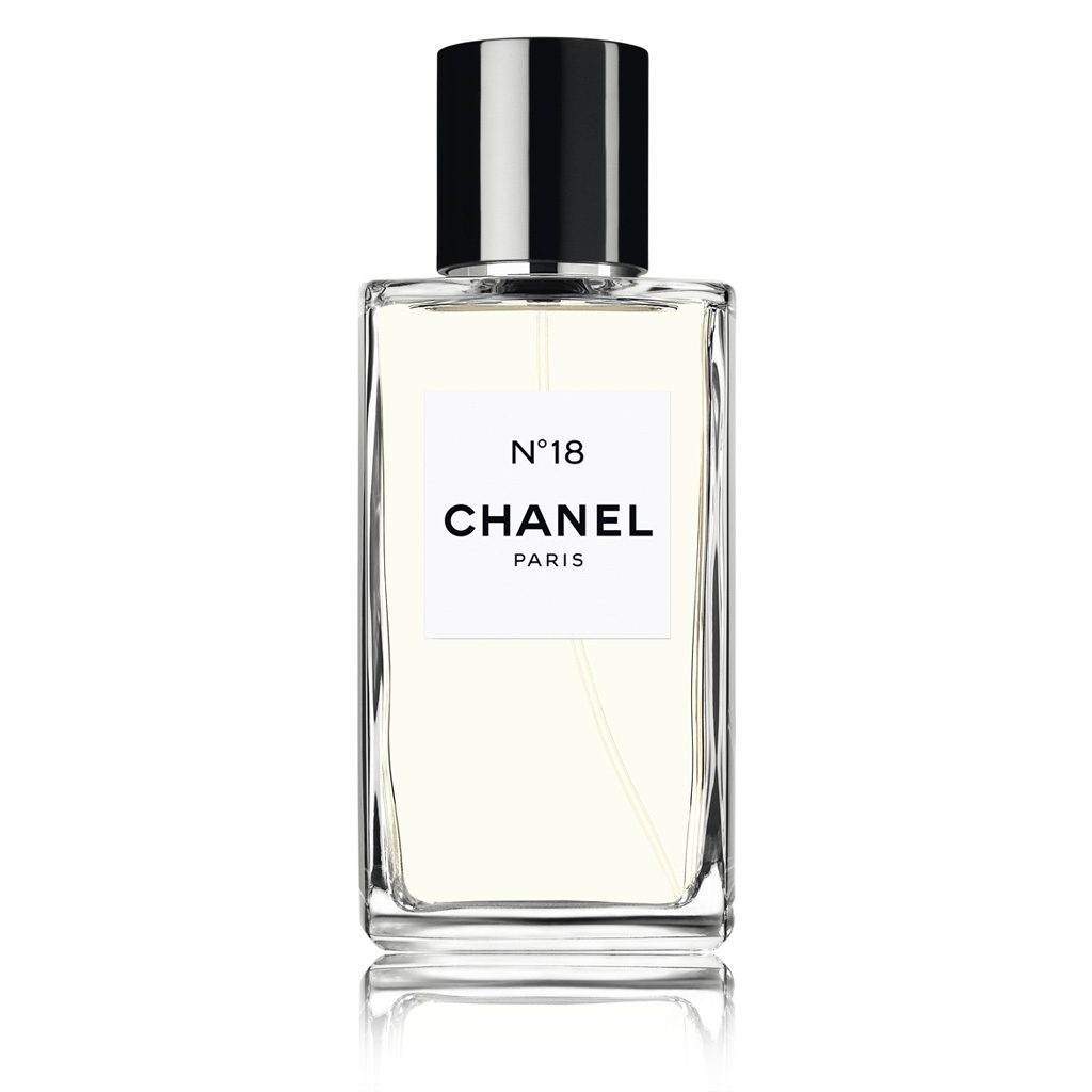 Chanel parfum Les Exclusifs N°18 Esprit de Gabrielle espritdegabrielle.com