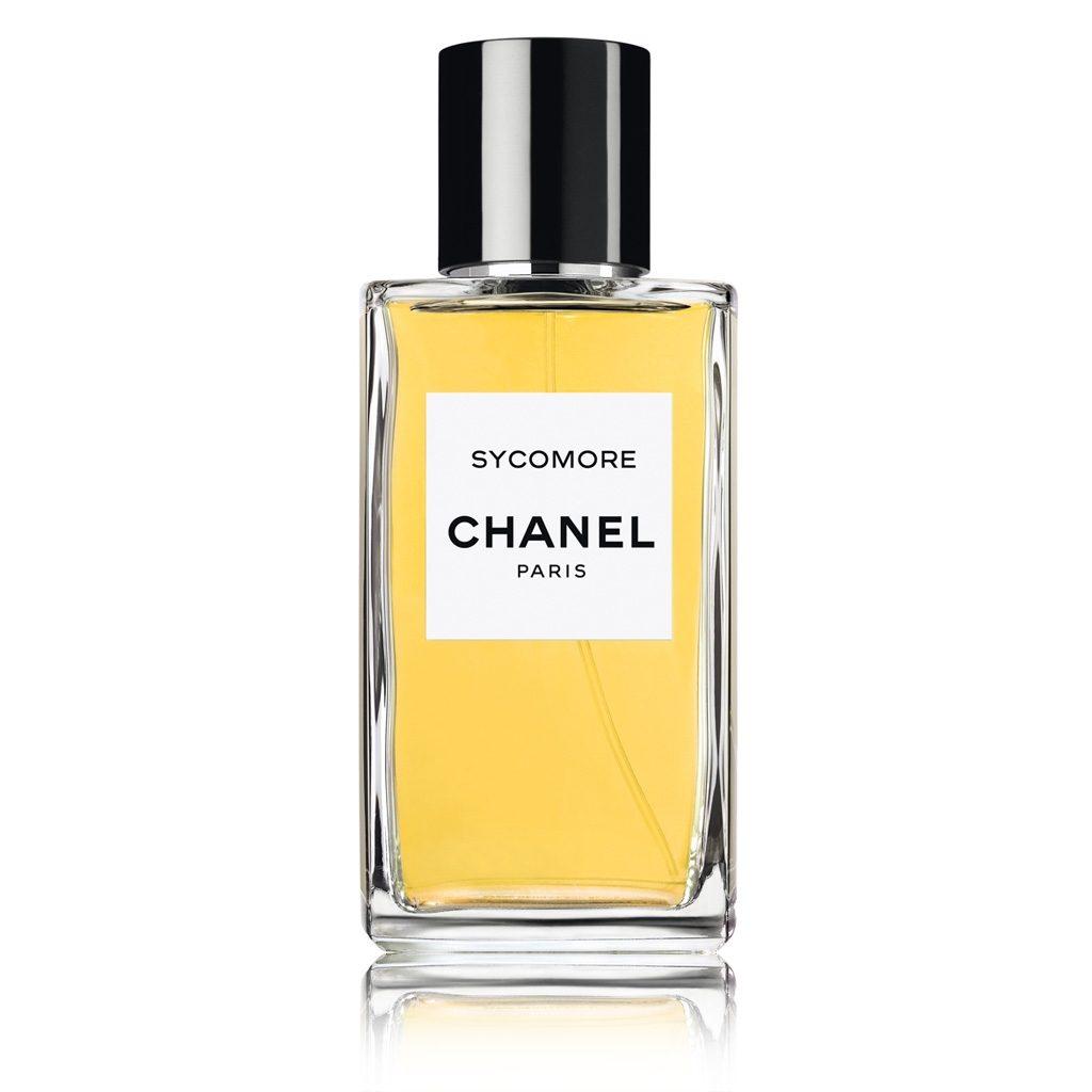 Chanel parfum Les Exclusifs Sycomore Esprit de Gabrielle espritdegabrielle.com