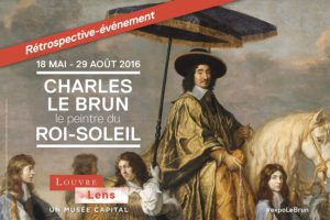 Exposition Charles Le Brun au Louvre Lens