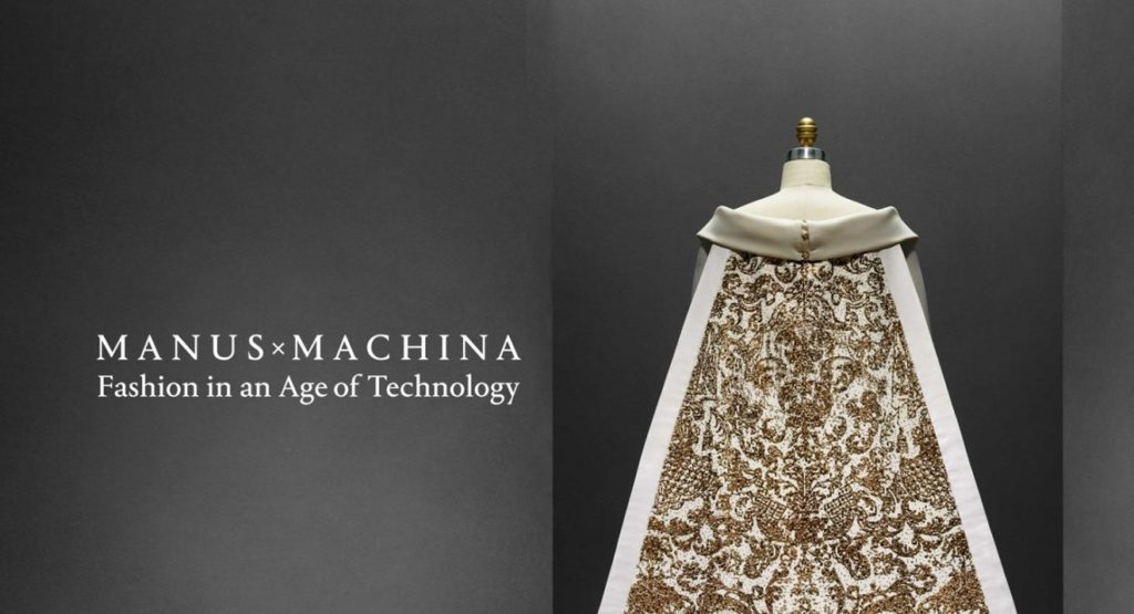 Exposition Manus x Machina MET 1