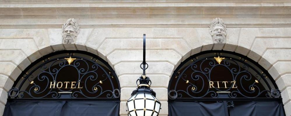 Ritz Paris Suite Coco Chanel Spa Chanel Esprit de Gabrielle espritdegabrielle.com