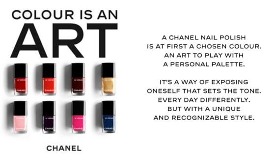 Le Vernis de Chanel Esprit de Gabrielle espritdegabrielle.com
