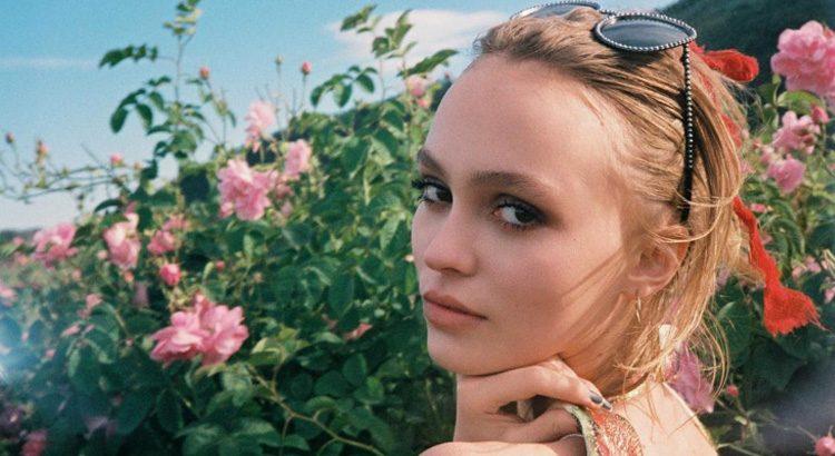 Lily-Rose Depp égérie CHANEL N°5 L'EAU Esprit de Gabrielle espritdegabrielle.com