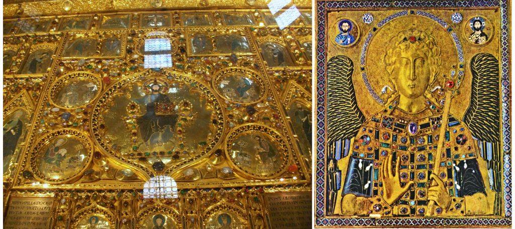 Venise Pala d'Oro basilique Saint Marc Esprit de Gabrielle espritdegabrielle.com