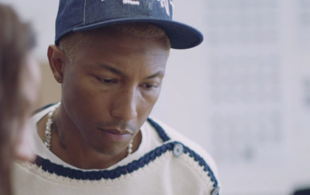 Pharell Williams ateliers métiers d'art Chanel Paris in Rome Esprit de Gabrielle jeronimodiparigi-dev-esprit-de-gabrielle.pf1.wpserveur.net