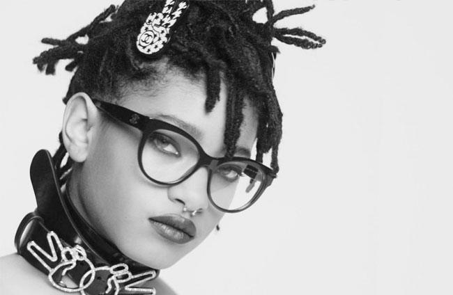 Chanel lunettes Willow Smith Esprit de Gabrielle espritdegabrielle.com