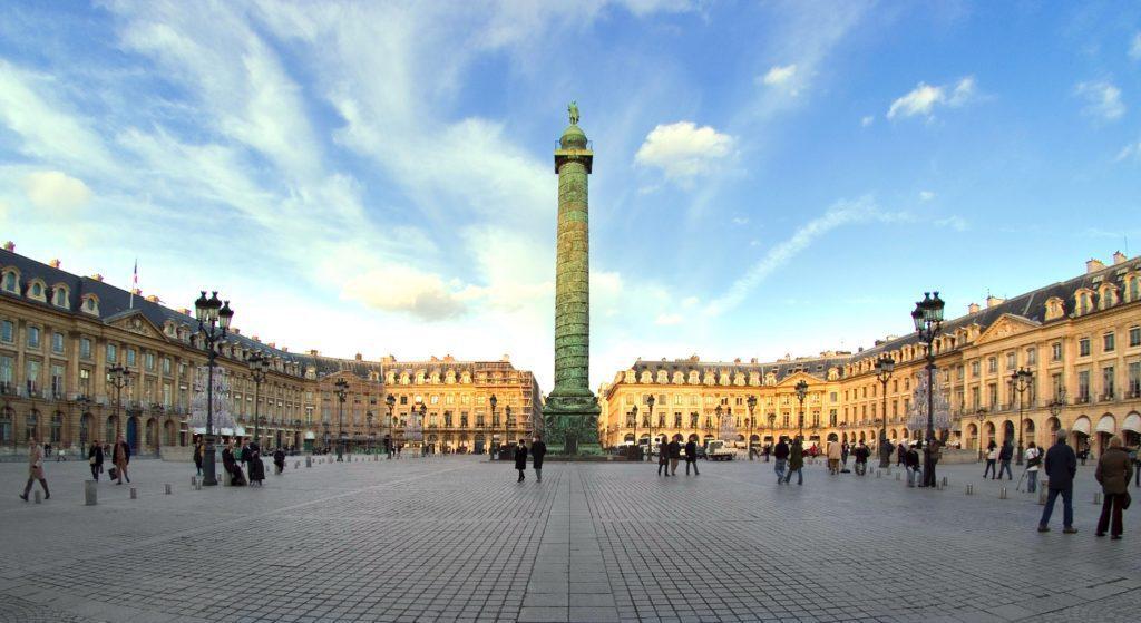 CHANEL Place Vendôme Paris Esprit de Gabrielle espritdegabrielle.com