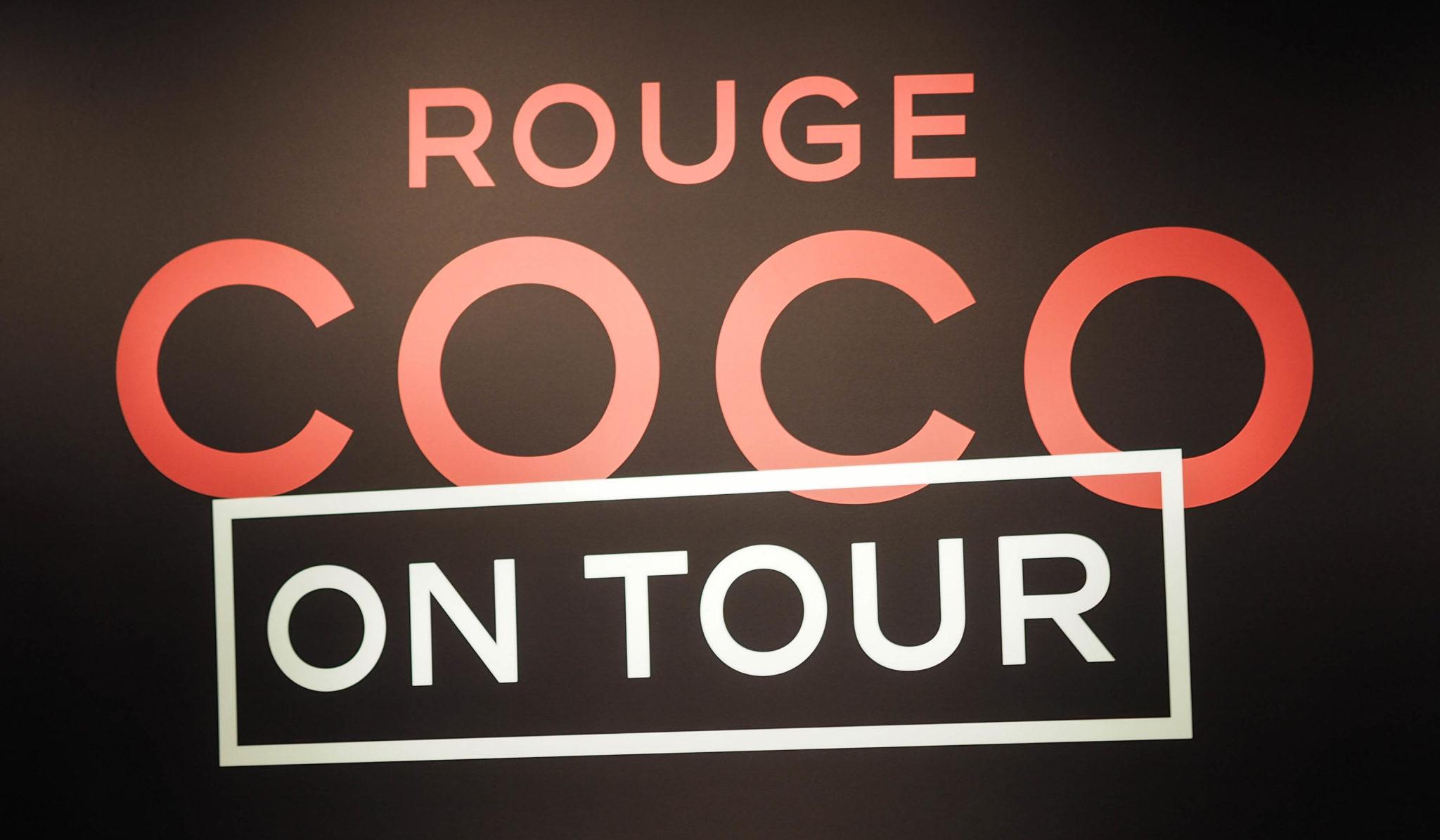 CHANEL Rouge Coco on tour Calvi Corse Esprit de Gabrielle espritdegabrielle.com
