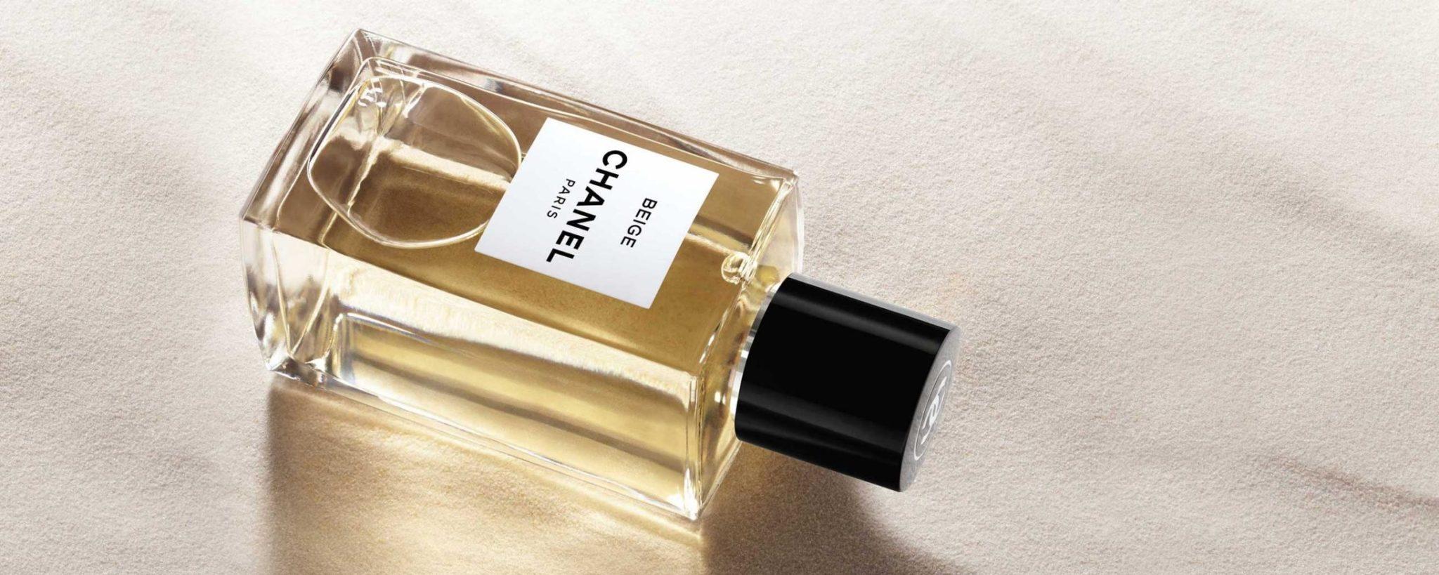 Chanel Les Exclusifs Beige eau de parfum Esprit de Gabrielle espritdegabrielle.com