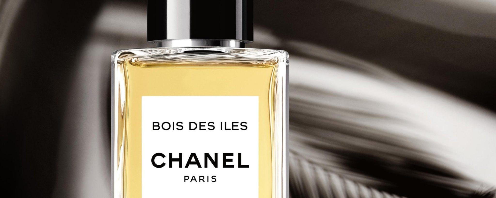 Chanel Les Exclusifs Bois des Iles eau de parfum Esprit de Gabrielle espritdegabrielle.com
