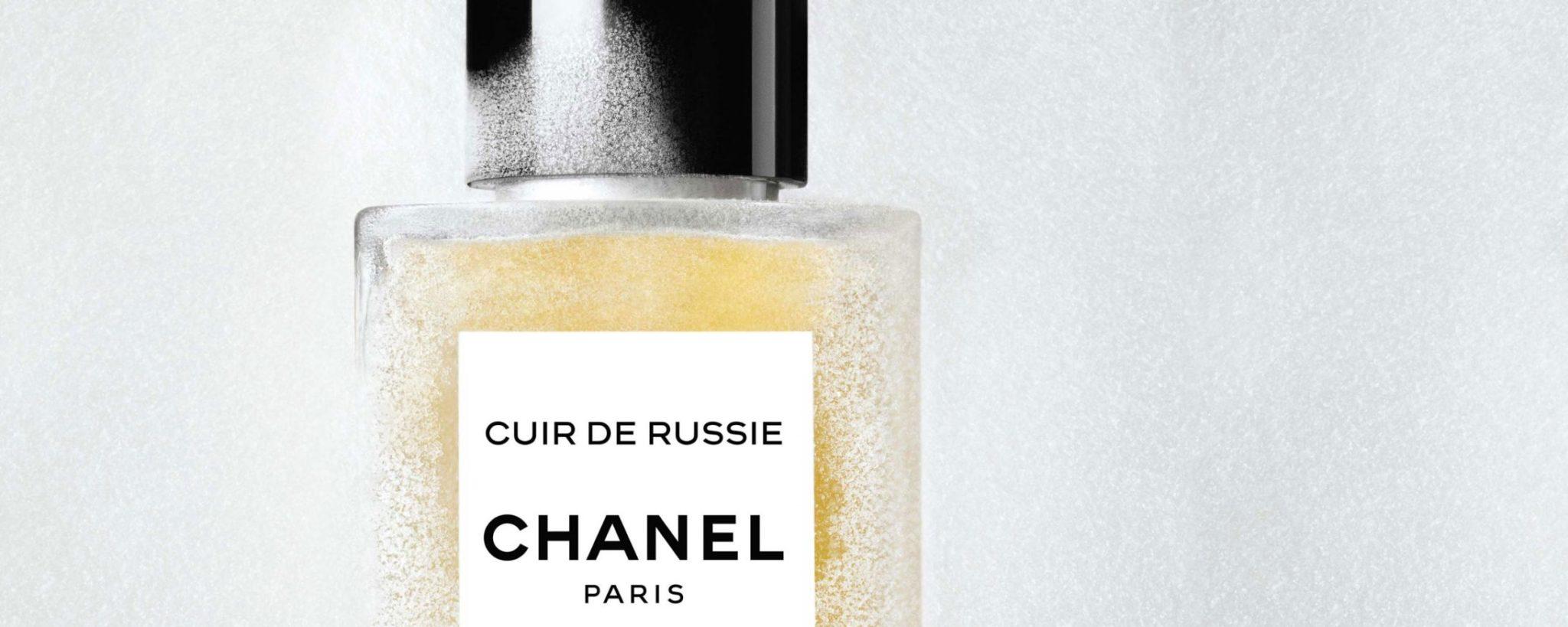 Chanel Les Exclusifs Cuir de Russie eau de parfum Esprit de Gabrielle espritdegabrielle.com