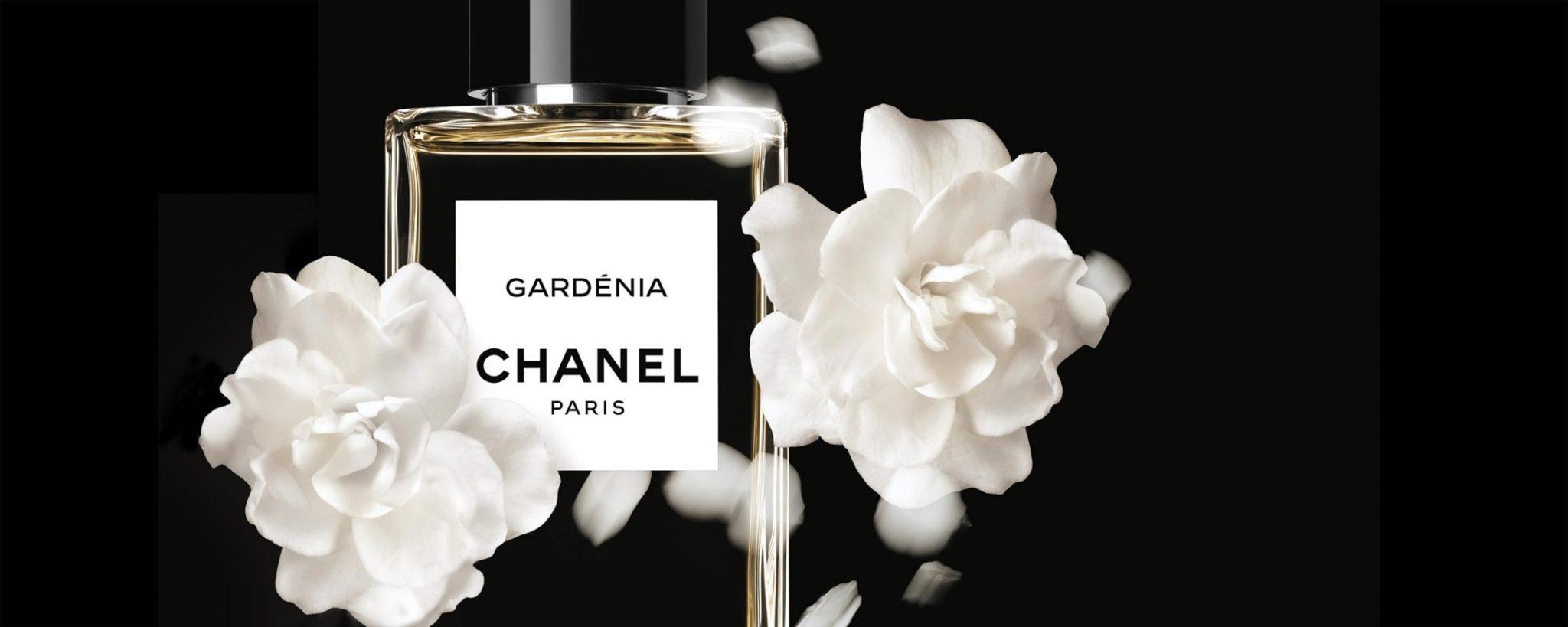 Chanel Les Exclusifs Gardenia eau de parfum Esprit de Gabrielle espritdegabrielle.com