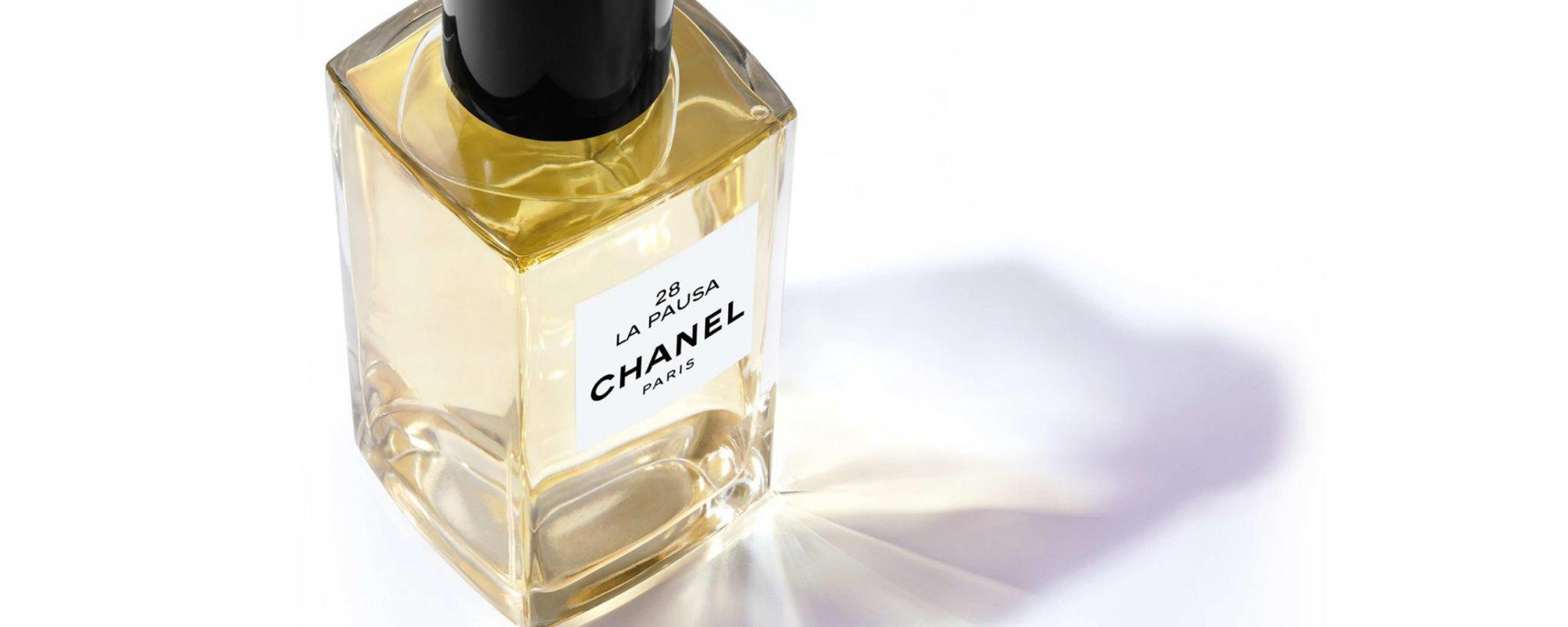 Chanel Les Exclusifs 28 La Pausa eau de parfum Esprit de Gabrielle espritdegabrielle.com