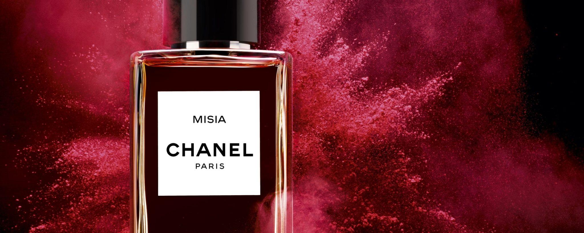 Chanel Les Exclusifs Misia eau de parfum Esprit de Gabrielle espritdegabrielle.com