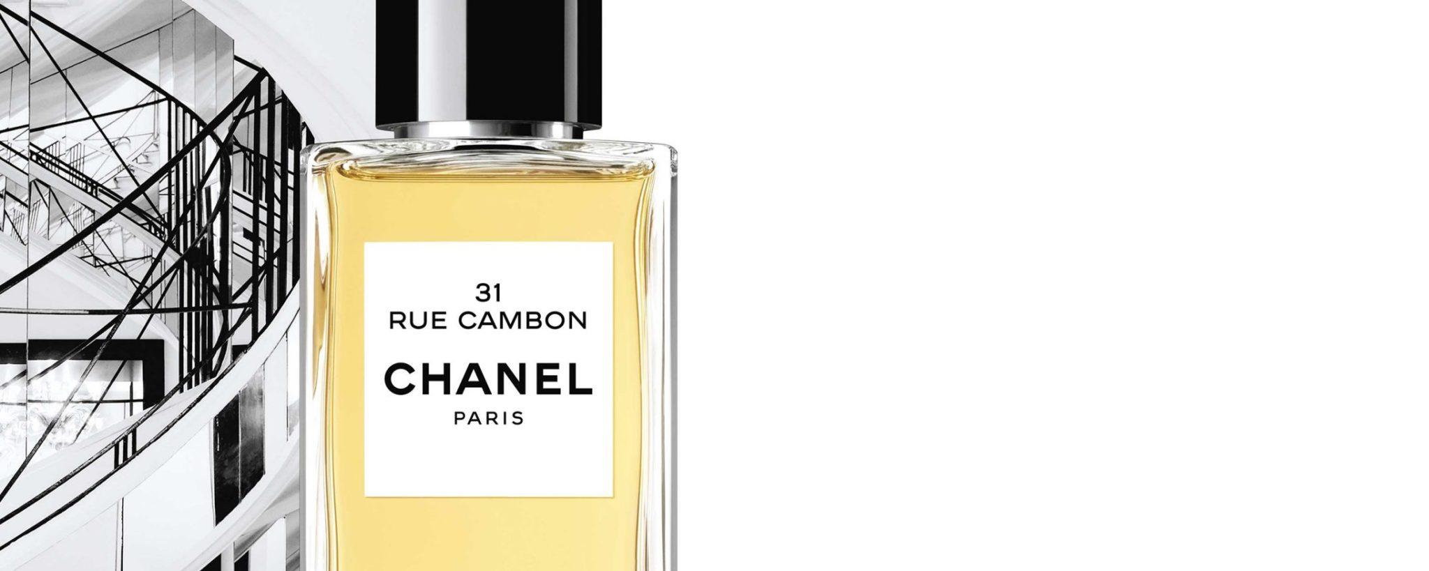 Chanel Les Exclusifs 31 rue Cambon eau de parfum Esprit de Gabrielle espritdegabrielle.com