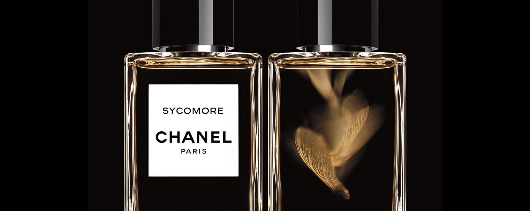 Chanel Les Exclusifs Sycomore eau de parfum Esprit de Gabrielle espritdegabrielle.com