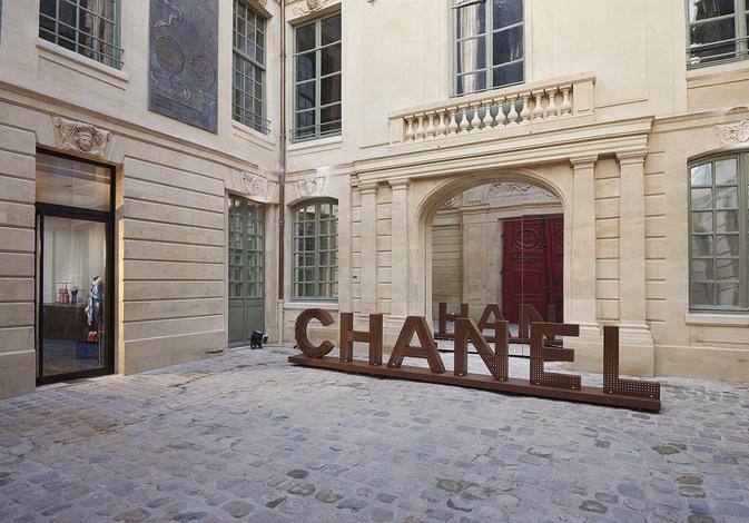 Chanel Pop up store Marais Bisseuil Esprit de Gabrielle espritdegabrielle.com