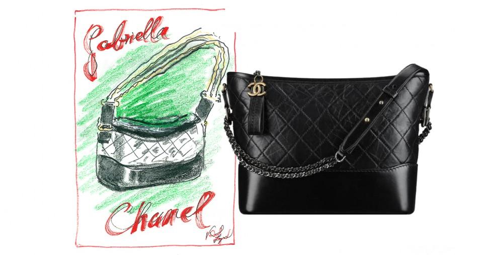 CHANEL nouveau it bag sac Gabrielle Esprit de Gabrielle espritdegabrielle.com
