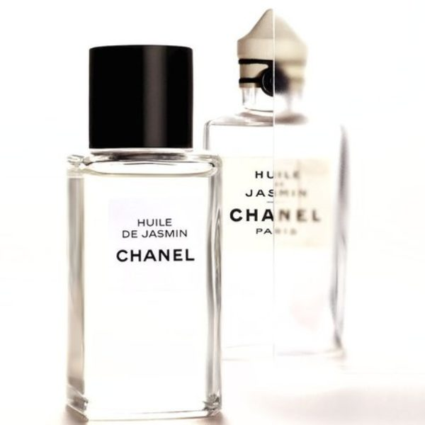 Chanel revisite son Huile de Jasmin