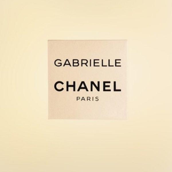 Le prochain parfum CHANEL s'appellera GABRIELLE