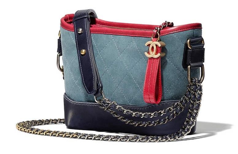 b58aac816e17 Chanel sac gabrielle tweed chiné esprit de gabrielle dev esprit jpg 776x502  Sacs coco chanel