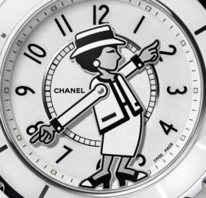 J12 Mademoiselle Chanel Esprit de Gabrielle espritdegabrielle.com