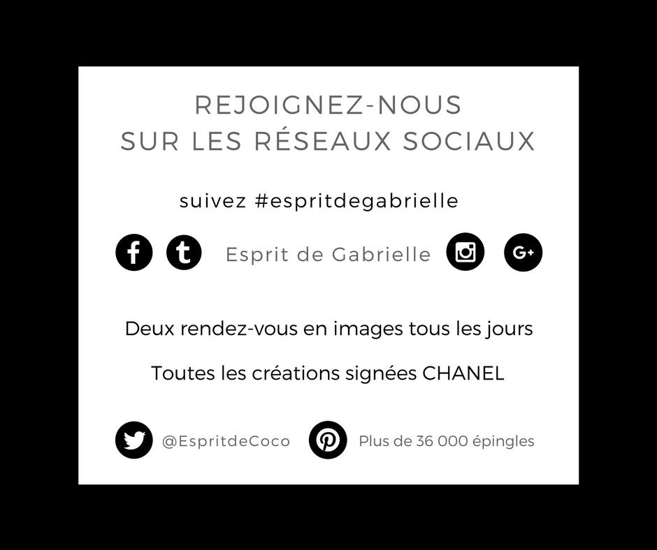 EspritdeGabrielle.com #espritdegabrielle Esprit de Gabrielle