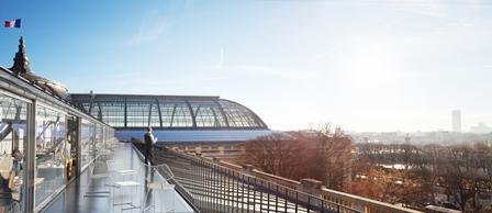 Nouveau Grand Palais terrasse Esprit de Gabrielle espritdegabrielle.com