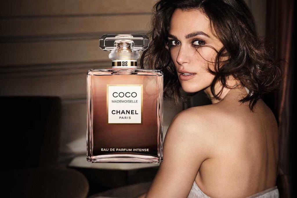 Coco Mademoiselle Eau de Parfum intense Esprit de Gabrielle espritdegabrielle.com