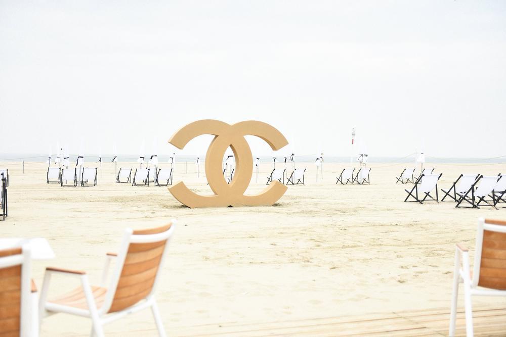 Chanel Deauville plage Esprit de Gabrielle espritdegabrielle.com
